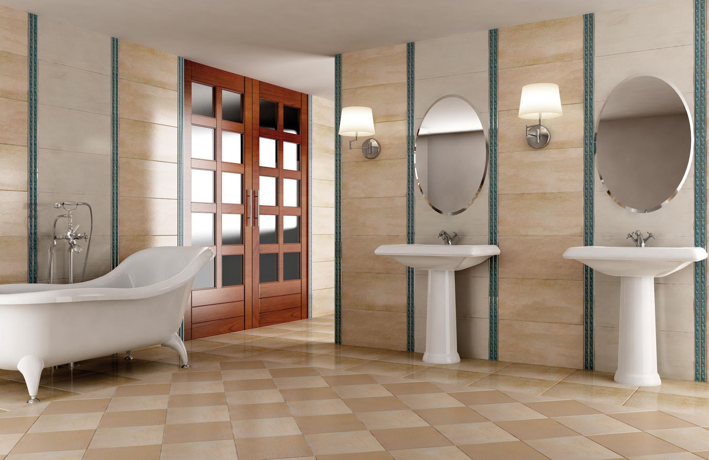 Flores ceramic tile for Bathroom tiles designs in pakistan